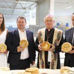 Uruchomiono produkcję Warmińskiego Chleba Pielgrzyma